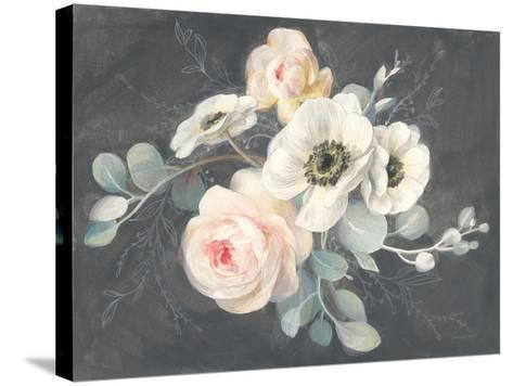Roses and Anemones-Danhui Nai-Stretched Canvas Print
