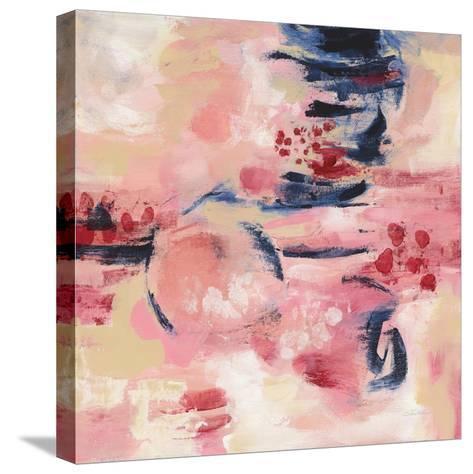 Sakura II-Silvia Vassileva-Stretched Canvas Print