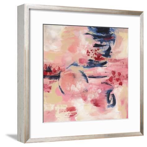 Sakura II-Silvia Vassileva-Framed Art Print