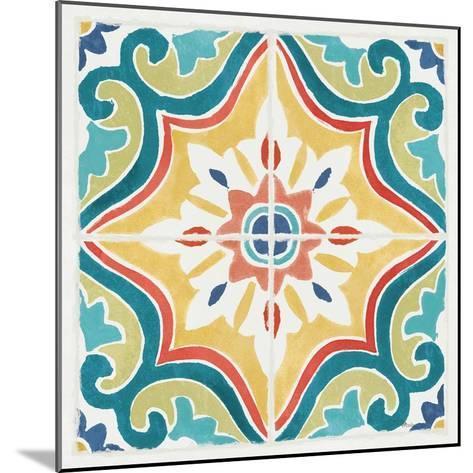 Colorful Journey X-Pela Studio-Mounted Art Print