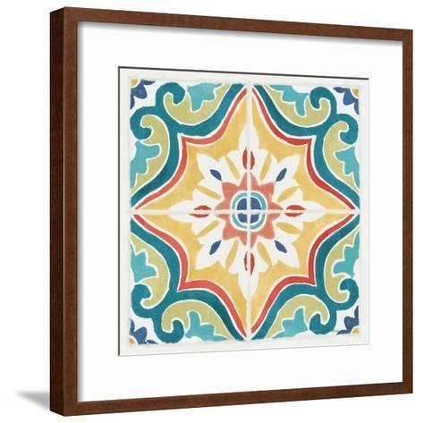 Colorful Journey X-Pela Studio-Framed Art Print
