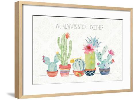 Sweet Succulents I-Pela Studio-Framed Art Print