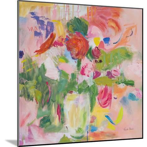Pink Impressionism-Farida Zaman-Mounted Art Print