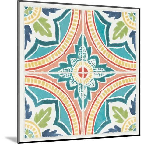Colorful Journey VIII-Pela Studio-Mounted Art Print