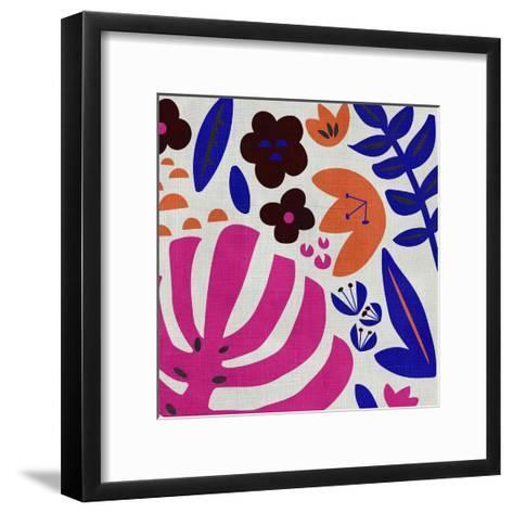 Ollie IV-Chariklia Zarris-Framed Art Print