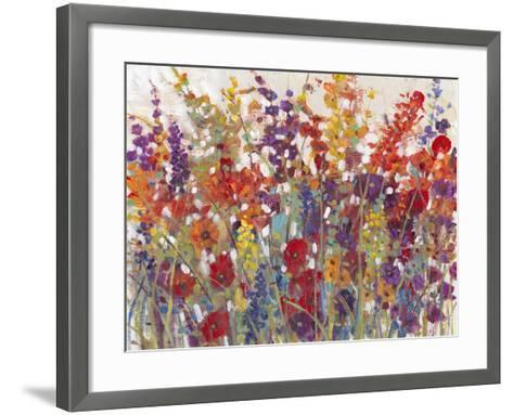 Variety of Flowers II-Tim O'toole-Framed Art Print