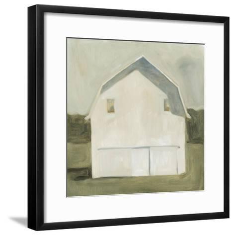 Serene Barn VI-Emma Scarvey-Framed Art Print