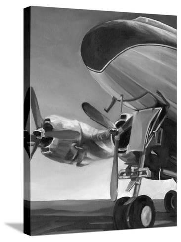 Aviation Icon II-Ethan Harper-Stretched Canvas Print