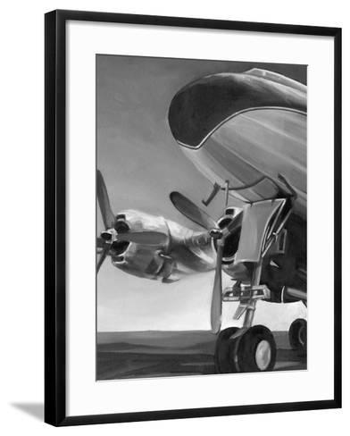 Aviation Icon II-Ethan Harper-Framed Art Print