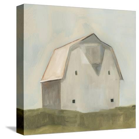 Serene Barn II-Emma Scarvey-Stretched Canvas Print