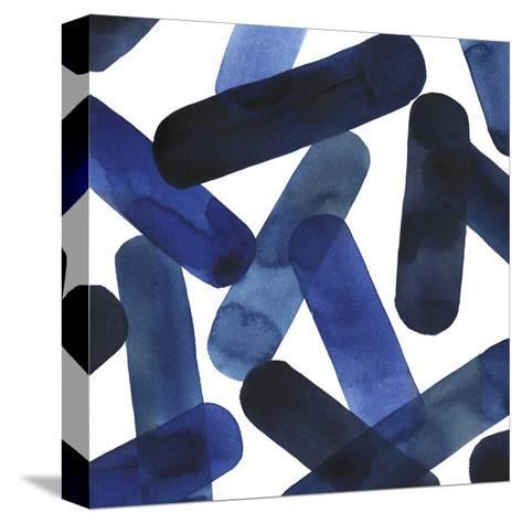 Barrel Deep II-Grace Popp-Stretched Canvas Print