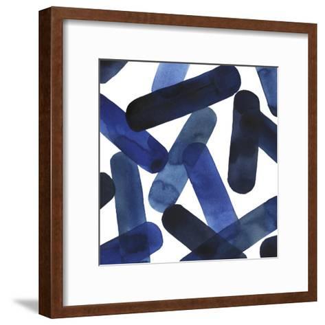 Barrel Deep II-Grace Popp-Framed Art Print