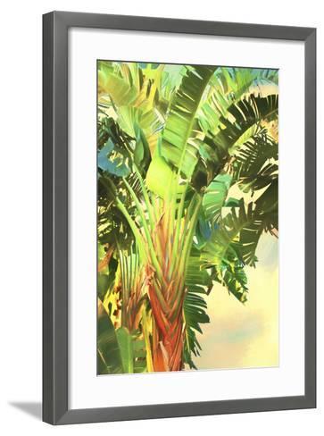 Bird of Paradise Palm I-Melinda Bradshaw-Framed Art Print