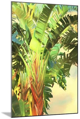 Bird of Paradise Palm I-Melinda Bradshaw-Mounted Premium Giclee Print
