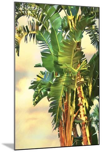 Bird of Paradise Palm II-Melinda Bradshaw-Mounted Premium Giclee Print