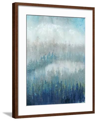Above the Mist II-Tim O'toole-Framed Art Print