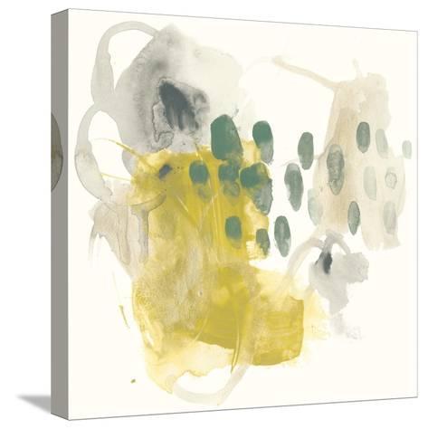 Apex Formula I-June Erica Vess-Stretched Canvas Print