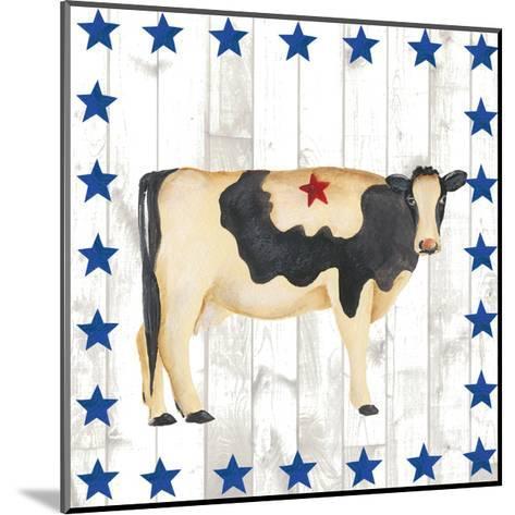Americana Animals III-Regina Moore-Mounted Art Print