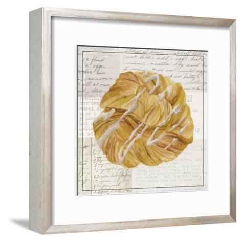 Sweet Tooth Pastries IV-Melissa Wang-Framed Art Print