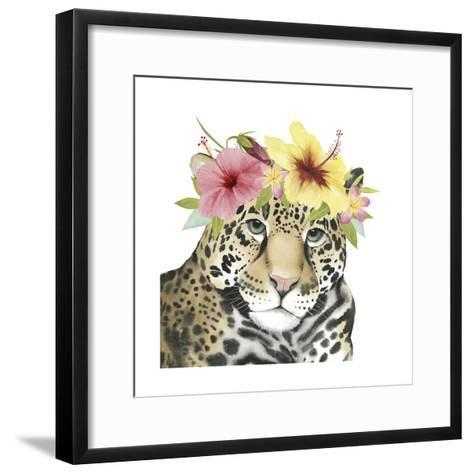 Tropical Halo VI-Grace Popp-Framed Art Print