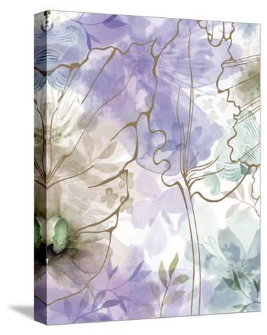 Bouquet of Dreams VII-Delores Naskrent-Stretched Canvas Print