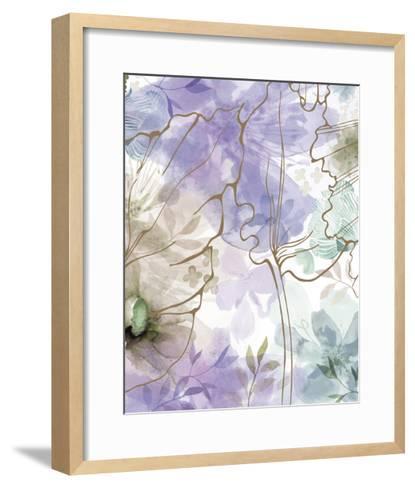 Bouquet of Dreams VII-Delores Naskrent-Framed Art Print