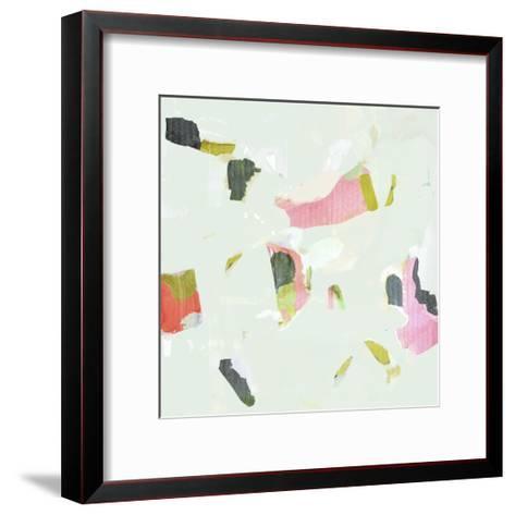 Olive Scatter II-Victoria Borges-Framed Art Print