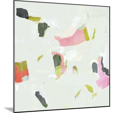 Olive Scatter II-Victoria Borges-Mounted Art Print