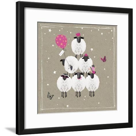 Fancy Pants Farm IV-Hammond Gower-Framed Art Print