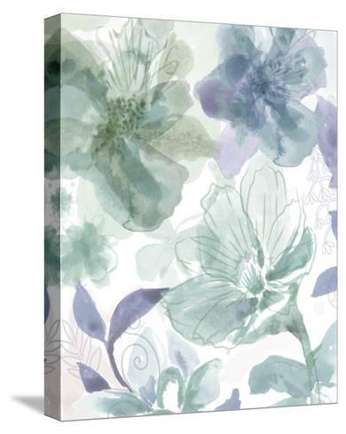 Bouquet of Dreams I-Delores Naskrent-Stretched Canvas Print