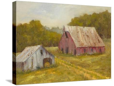 Country Barns-Marilyn Wendling-Stretched Canvas Print
