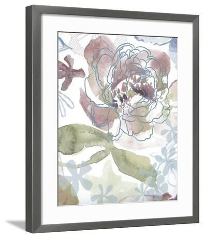 Bouquet of Dreams IV-Delores Naskrent-Framed Art Print