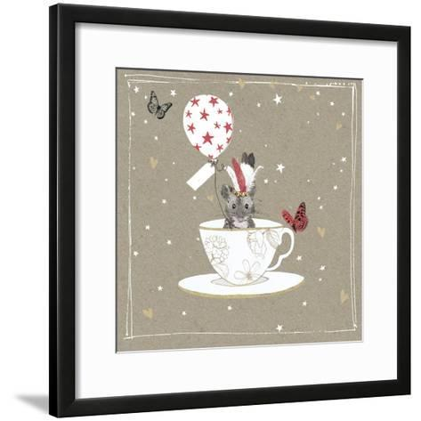 Fancy Pants Farm IX-Hammond Gower-Framed Art Print