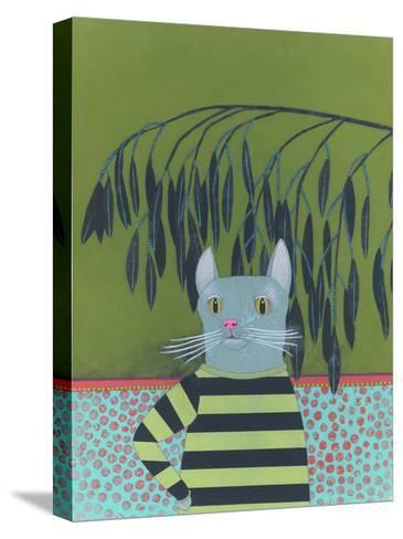 Leery-Jennifer Davis-Stretched Canvas Print