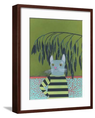Leery-Jennifer Davis-Framed Art Print