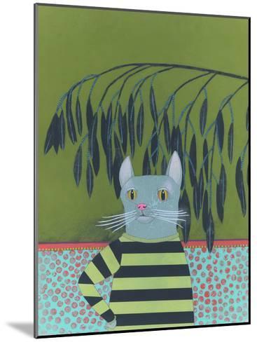 Leery-Jennifer Davis-Mounted Art Print