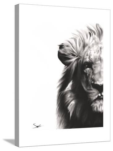 Lion II-Eric Sweet-Stretched Canvas Print