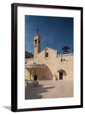 Saint Gabriels Greek Orthodox Church, Nazareth, The Galilee, Israel--Framed Art Print
