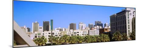 High angle view of skyscrapers in a city, San Diego, California, USA--Mounted Photographic Print