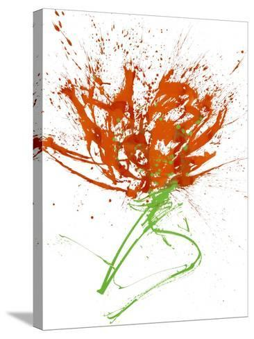 Gestural Florals 13-Paul Ngo-Stretched Canvas Print