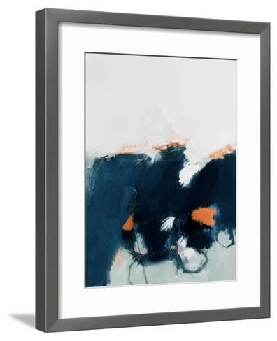 Sea Change II - Recolor-Jenny Nelson-Framed Art Print