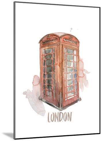 London Booth-Brenna Harvey-Mounted Premium Giclee Print