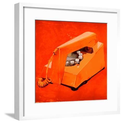 Hello 3-PC Ngo-Framed Art Print