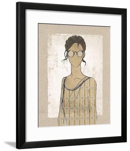 Broadcloth 3-THE Studio-Framed Art Print