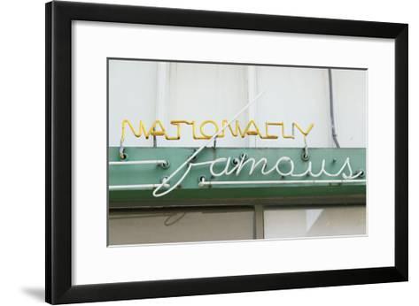 Nationally Famous-Mimi Payne-Framed Art Print
