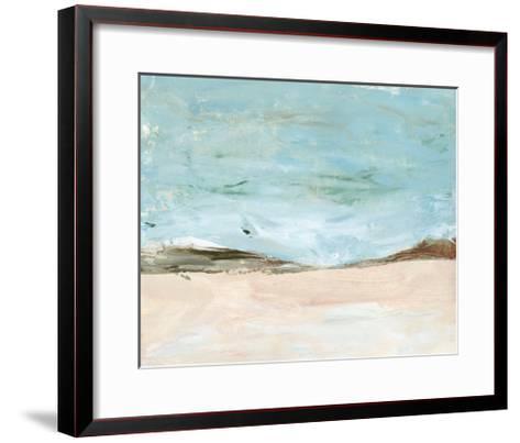 Landscape Study 3-Kyle Goderwis-Framed Art Print