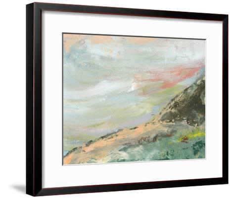 Landscape Study 4-Kyle Goderwis-Framed Art Print