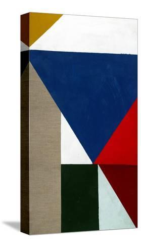 Primary Shapes 2-Stefano Altamura-Stretched Canvas Print