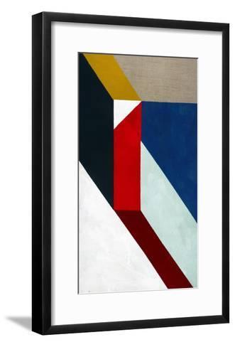 Primary Shapes 1-Stefano Altamura-Framed Art Print