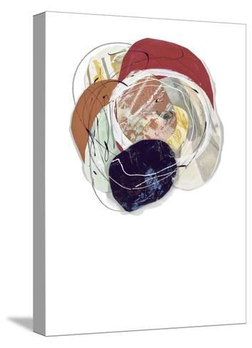 Cairn 9-Emma Jones-Stretched Canvas Print